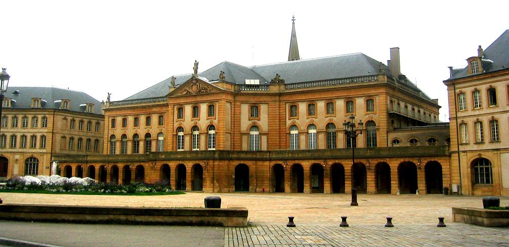 Metz  Royale et  Impériale