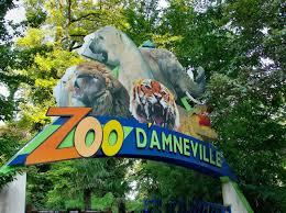 Journée au Zoo d'Amnéville