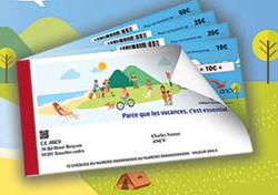 Chèque-vacances et CESU
