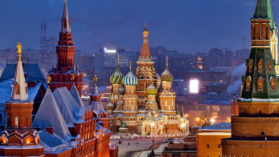 Voyage à MOSCOU du 03 au 07 Sept. et du 10 au 14 Sept. 2020