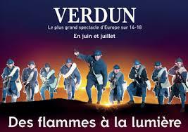 Verdun – Des flammes …à la lumière