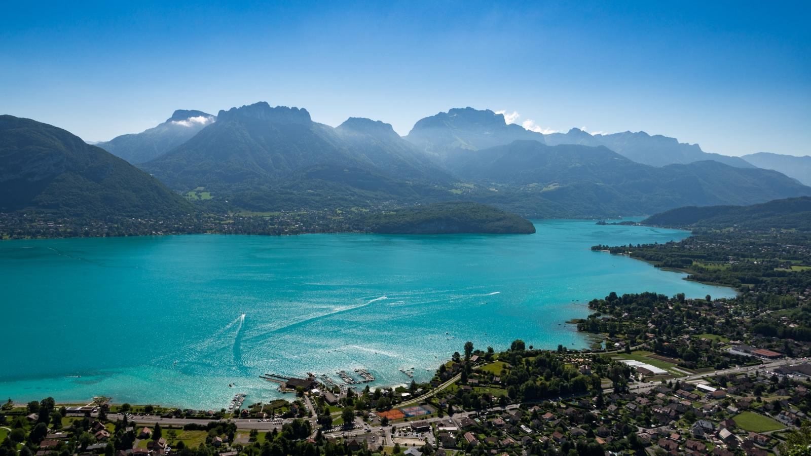 Douceur du lac d'Annecy
