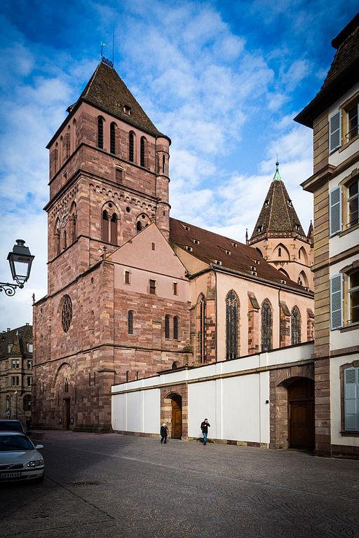 L'Eglise Saint-Thomas
